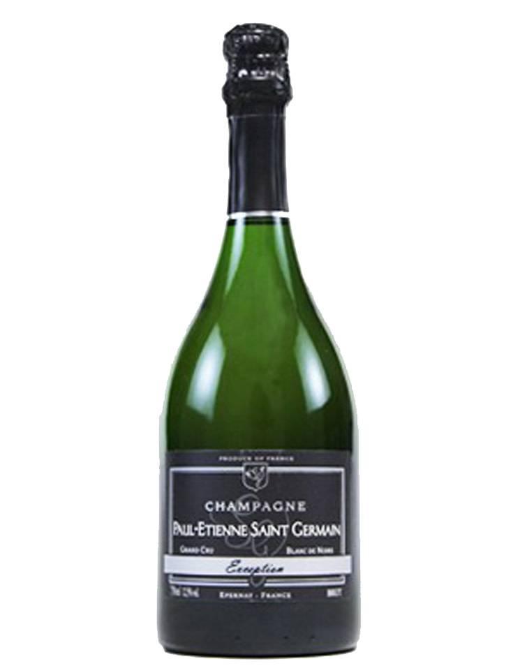 Paul EtienneSt. Germain Champagne Paul Etienne Saint Germain Exception Blanc de Noirs Champagne