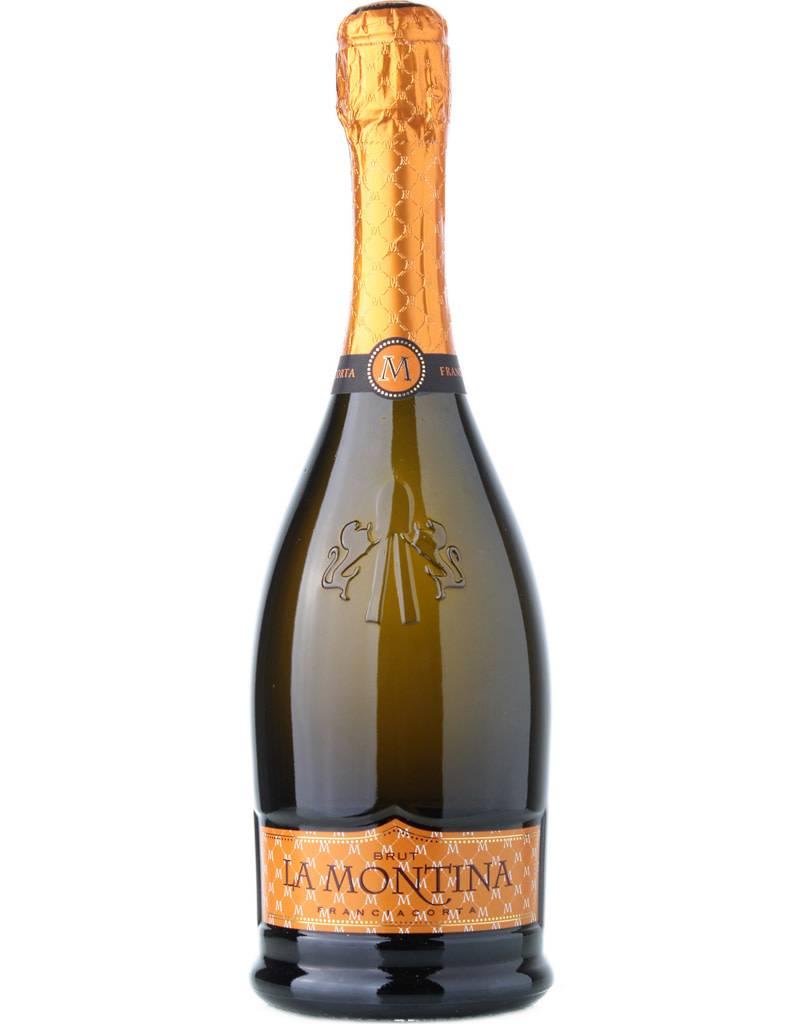 La Montina Franciacorta La Montina NV Brut Franciacorta DOCG Italy, 3L