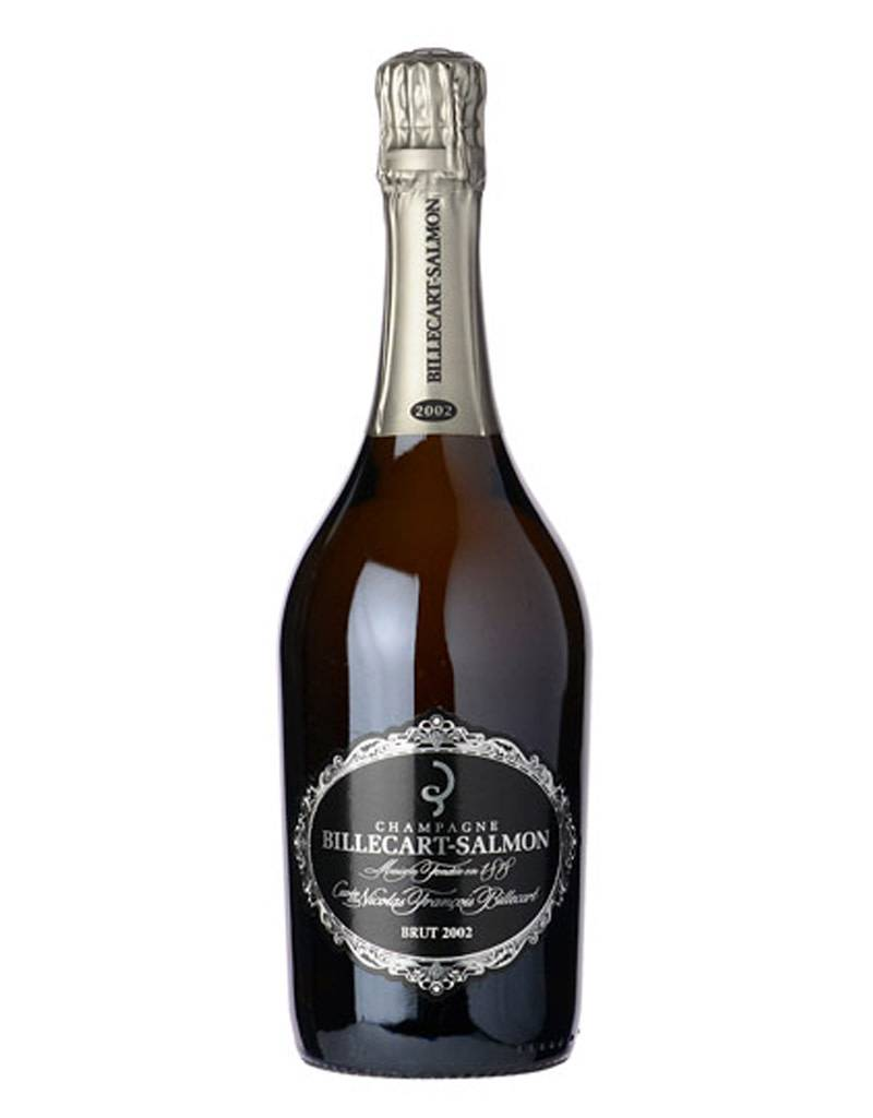 "Billecart-Salmon Billecart-Salmon 2002 ""Cuvée Nicolas François Billecart"" NFB Brut Champagne 1.5L"