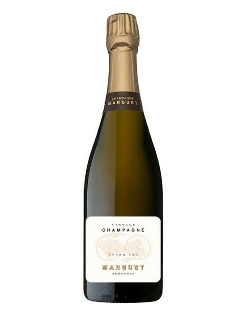 Marguet Marguet 2008 Grand Cru Brut Champagne