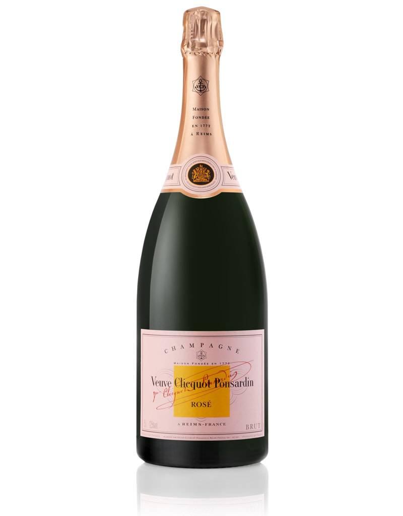 Veuve Clicquot Veuve Clicquot NV Brut Rosé Champagne, France