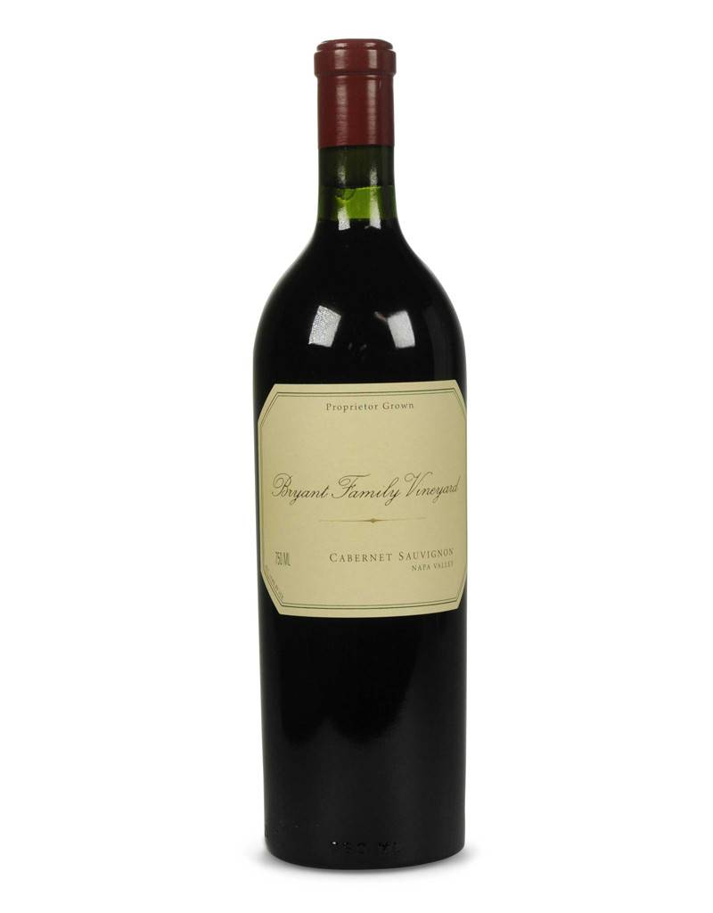 Bryant Family Vineyard 2010 Cabernet Sauvignon, Napa Valley, California