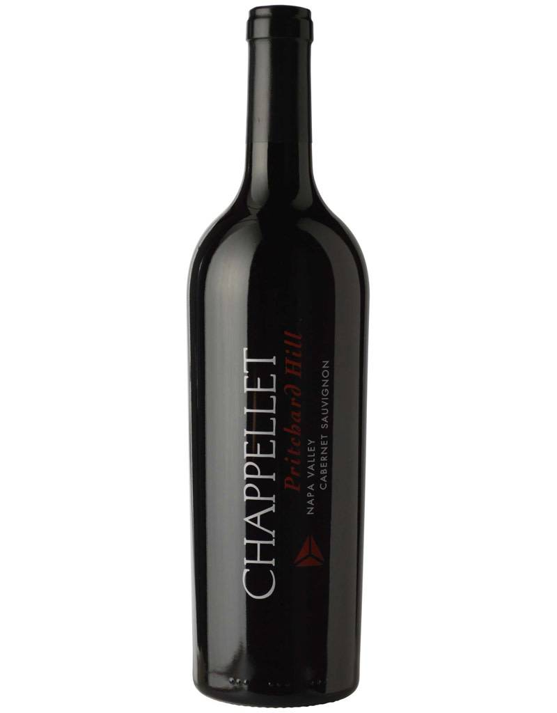 Chappellet Chappellet 2017 Pritchard Hill Cabernet Sauvignon, Napa Valley, California
