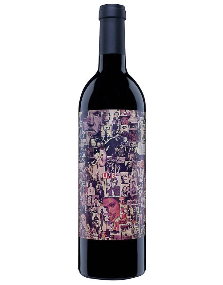 Orin Swift Cellars Orin Swift 2017 Abstract Red, CA