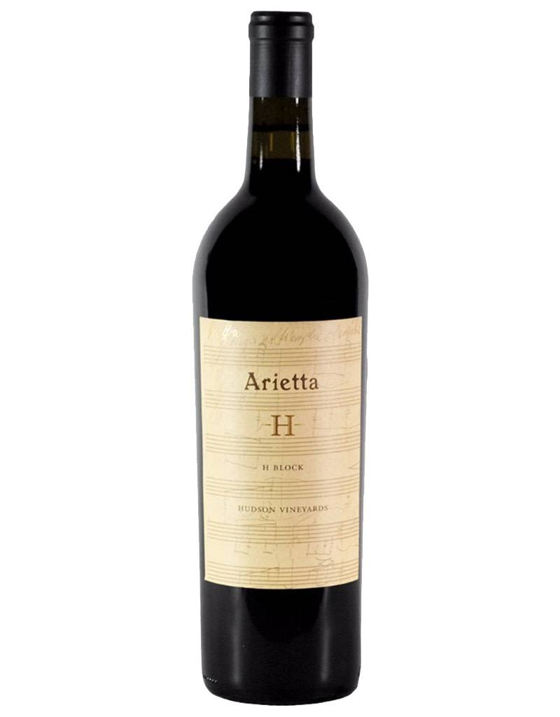 Arietta Arietta 2012 H-Block Red Blend Hudson Vineyards, Napa Valley