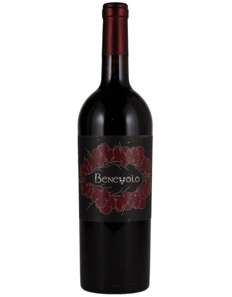 Benevolo Wines Benevolo 2010 Merlot Knights Valley Sebastopol, CA