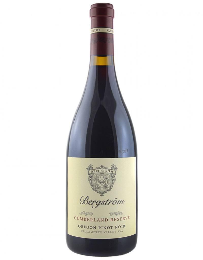 Bergström 2017 Cumberland Reserve Pinot Noir, Willamette Valley, Oregon