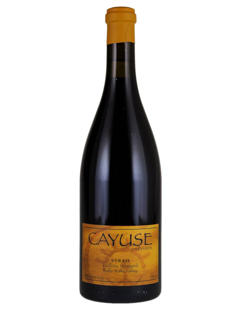 Cayuse Vineyards Cayuse Vineyards 2014 Syrah, Cailloux Vineyard, Walla Walla, Oregon