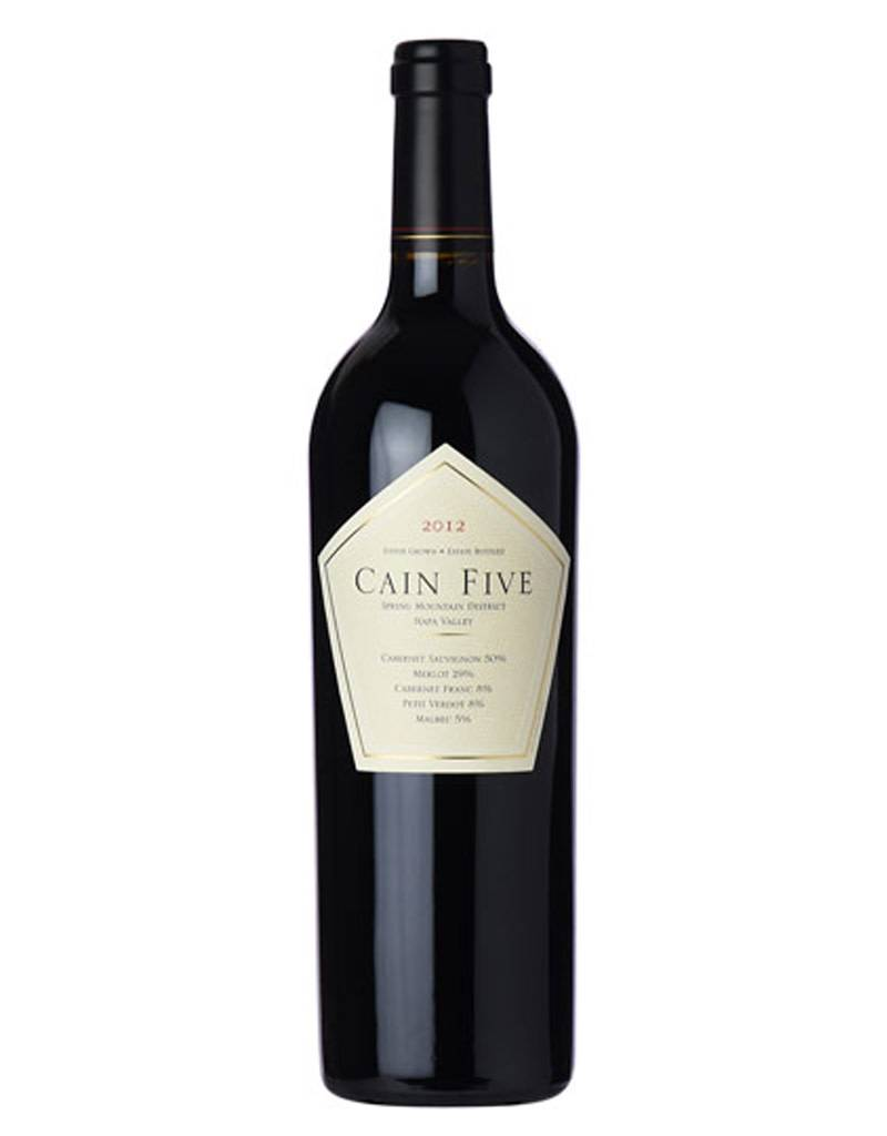 Cain Five Cain Five 2013 Red Blend, Napa Valley 3L