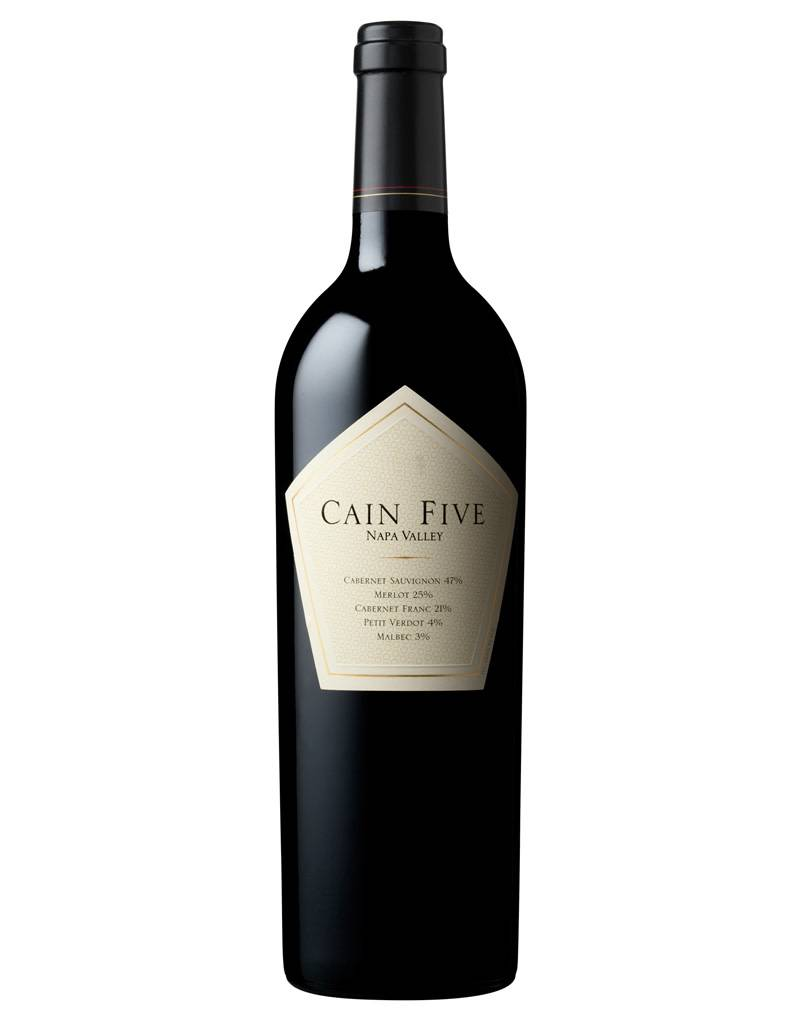 Cain Five Cain Five 2013 Red Blend, Napa Valley