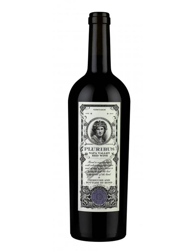 Bond Winery BOND 2016 Pluribus Red Blend, Napa Valley