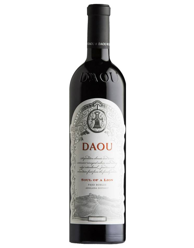 Daou DAOU Estate 2016 Soul of The Lion Paso Robles Cabernet Sauvignon Blend