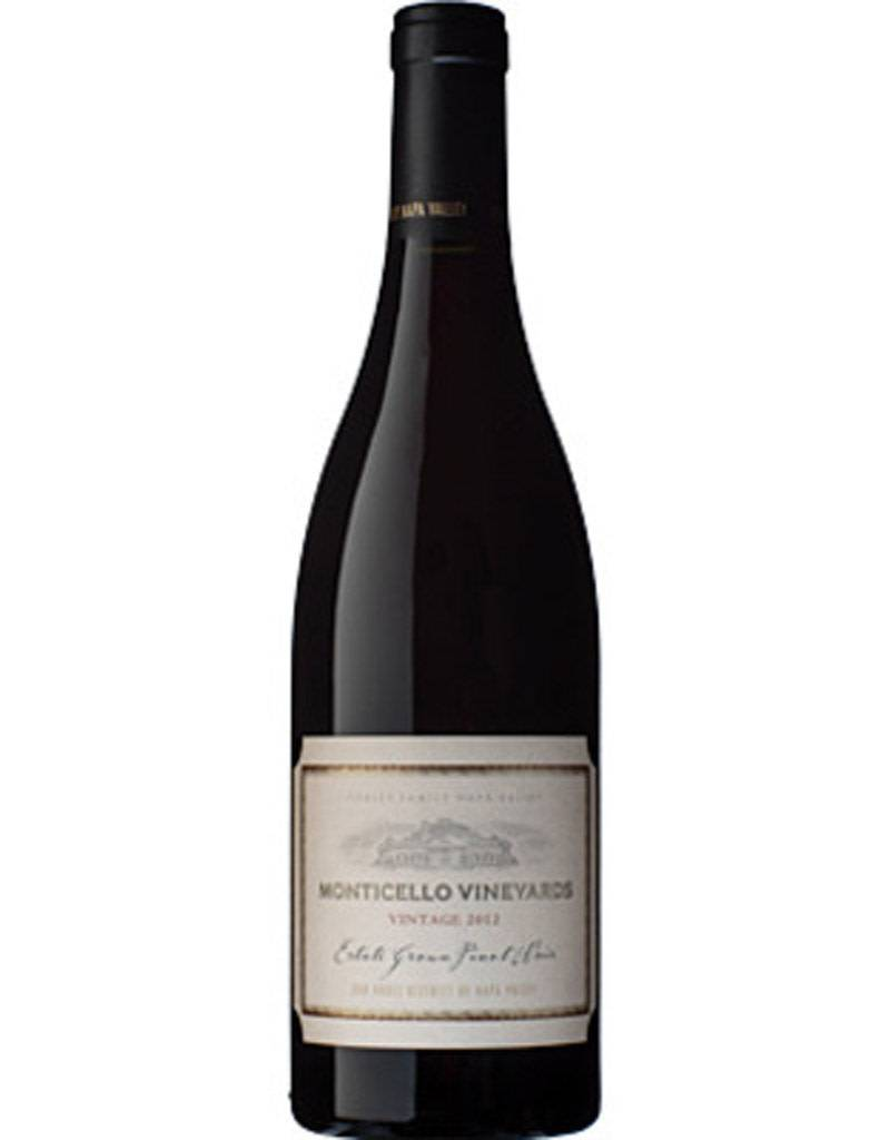 Corley Family Corley Family 2013 Monticello Vineyards Estate Pinot Noir, Oak Knoll