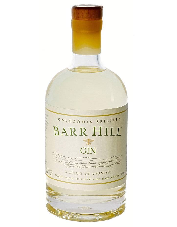 Barr Hill Gin by Caledonia Spirits, Vermont
