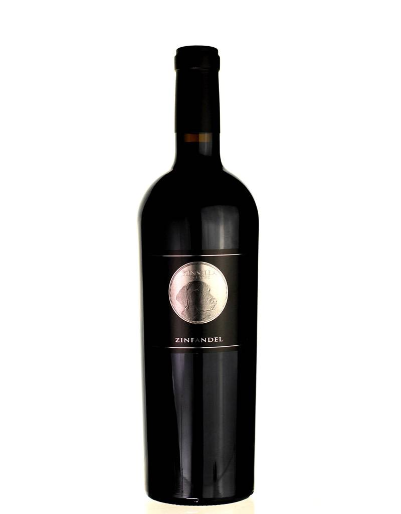 Kinsella Kinsella Estates 2014 Spencer Vineyard Zinfandel