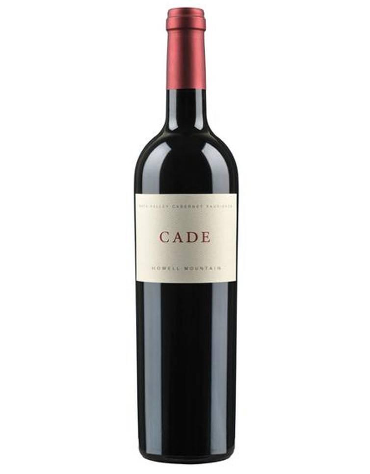 Cade Winery Cade 2017 Estate Cabernet Sauvignon, Howell Mountain, Napa Valley, California