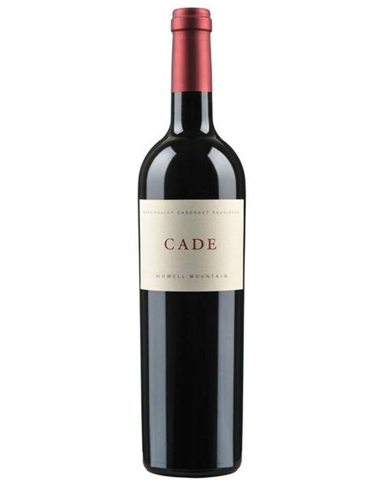 Cade Winery Cade 2017 Estate Howell Mountain Cabernet Sauvignon, California