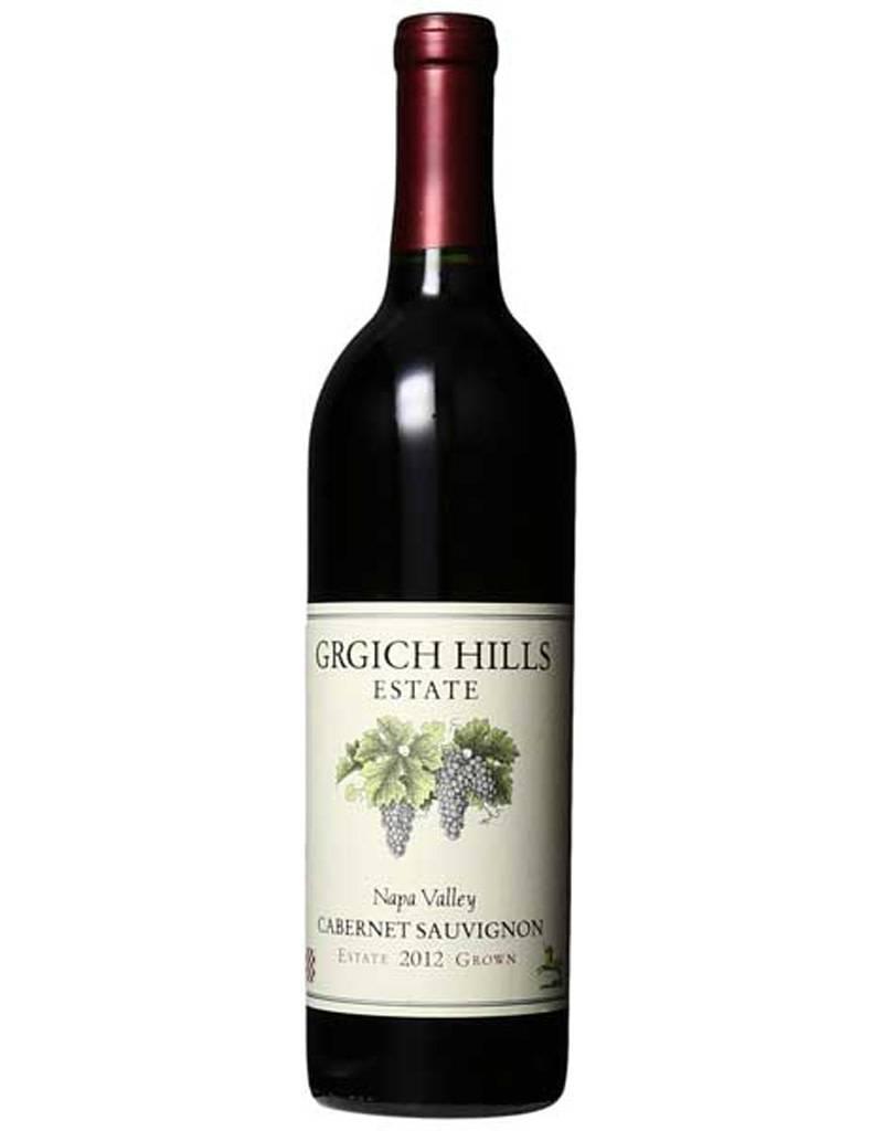 Grgich Hills Estate Grgich Hills 2015 Cabernet Sauvignon, Napa Valley, California [Organic]