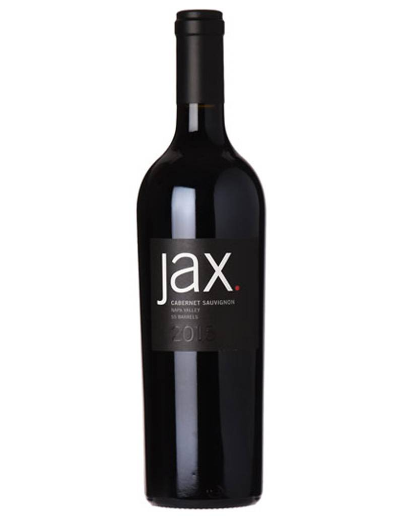 JAX Vineyards JAX Vineyards 2016 Cabernet Sauvignon, Napa Valley