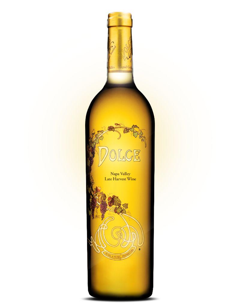 Dolce Dolce 2013 Late Harvest Semillon - Sauvignon Blanc, Napa Valley, California 375mL