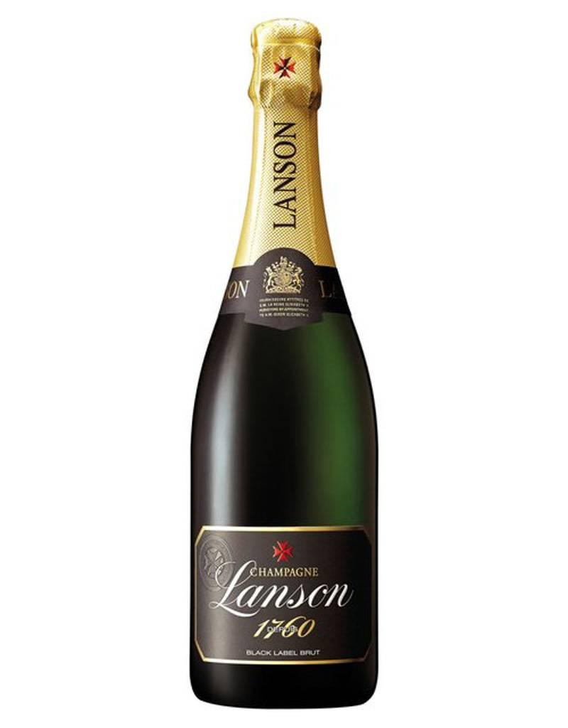 Lanson Champagne Lanson NV Black Label Champagne
