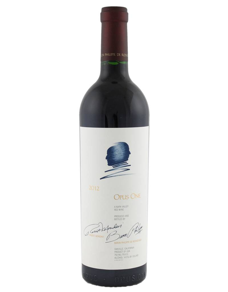Opus One Opus One 2012 Red Blend, Oakville, Napa Valley, California 3L