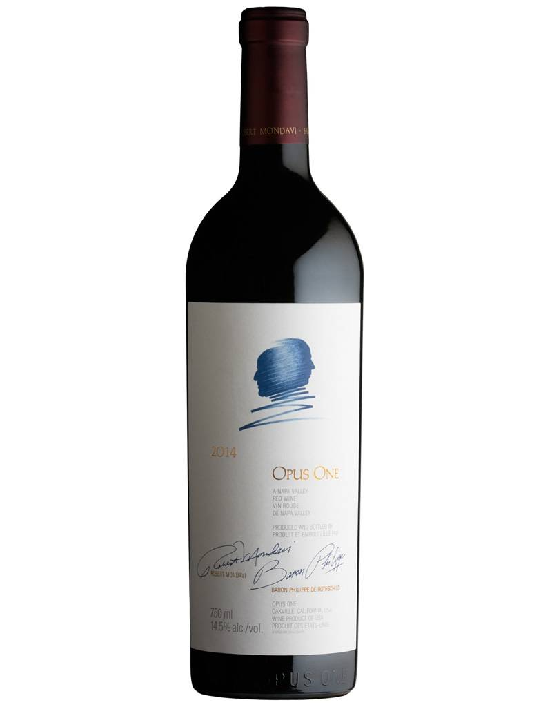 Opus One Opus One 2001 Red Blend, Oakville, Napa Valley, California