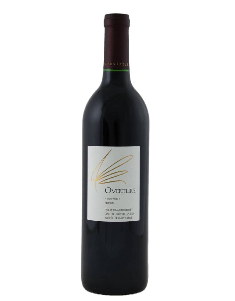 Opus One Overture Red Blend by OPUS One, Oakville, Napa Valley, California