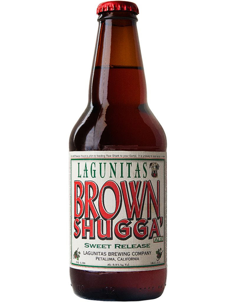 Lagunitas Brewing Co. Lagunitas Brewing Co. Brown Shugga' Ale Beer, 6pk