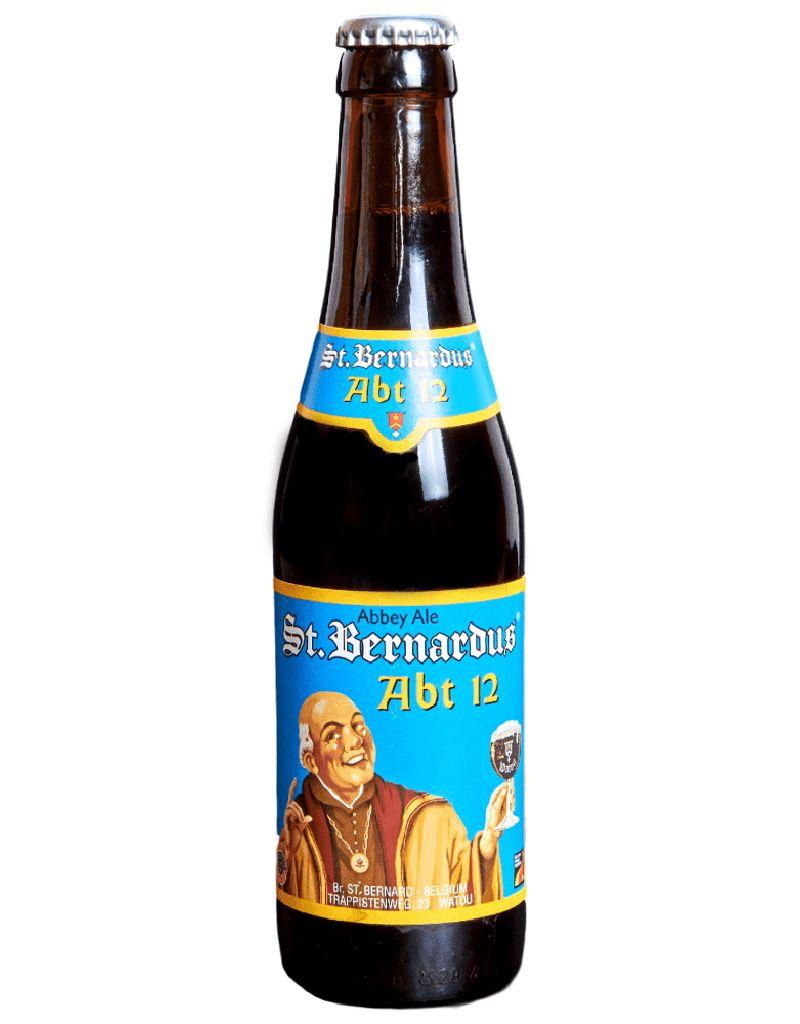 St. Bernardus 'Abt 12' Abbey Ale, 4pk Belgium