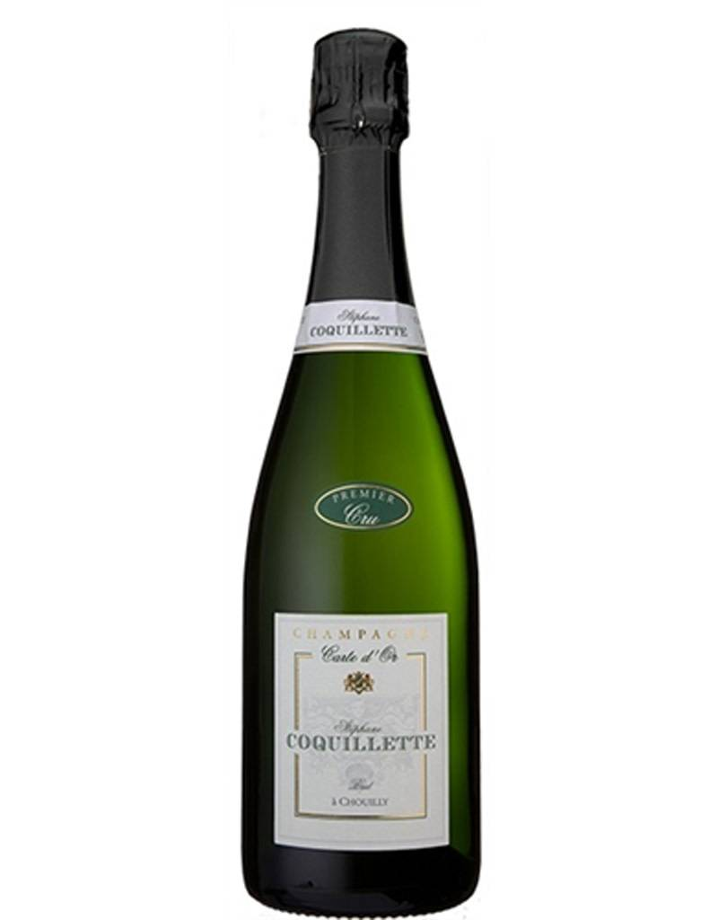 Champagne Stephane Coquillette NV Brut Carte d'Or, France