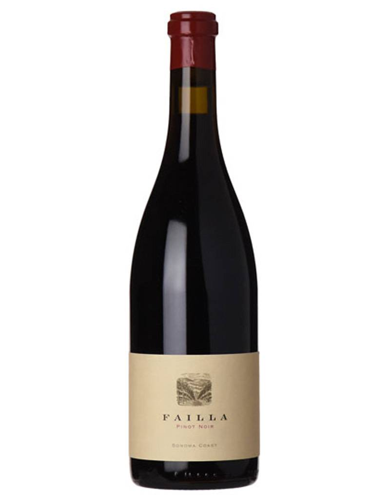Ehren Jordan Wine Cellars Failla 2018 Pinot Noir, Sonoma Coast, California