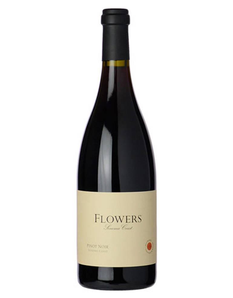 Flowers Flowers 2018 Pinot Noir, Sonoma Coast, California