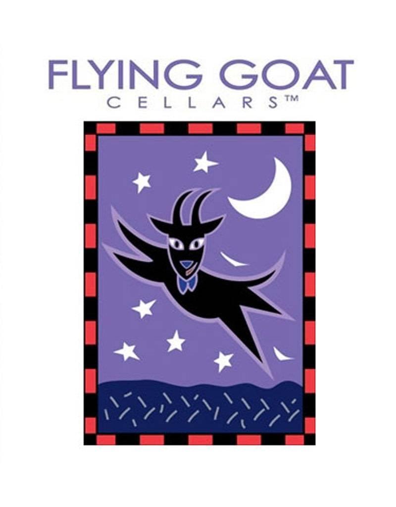 Flying Goat Cellars Flying Goat 2014 Rio Vista Dijon Clone Pinot Noir, Sta. Rita Hills, California