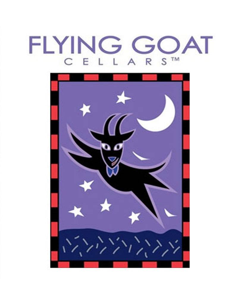 Flying Goat Cellars Flying Goat 2011 Rancho Santa Rosa Pinot Noir, Sta. Rita Hills
