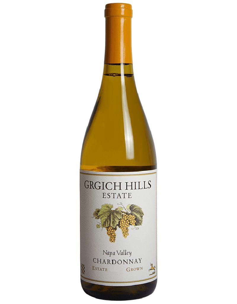 Grgich Hills Estate Grgich Hills 2016 Chardonnay, Napa Valley, California [Organic]