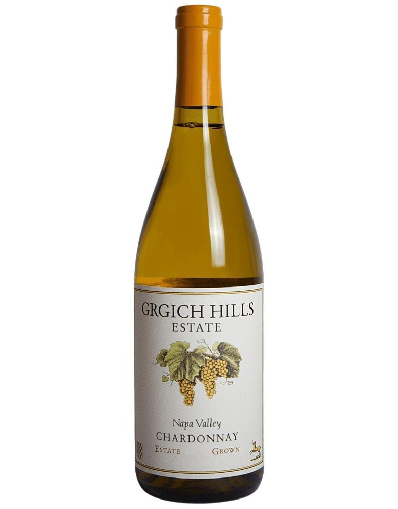 Grgich Hills Estate Grgich Hills 2017 Chardonnay, Napa Valley, California [Organic]