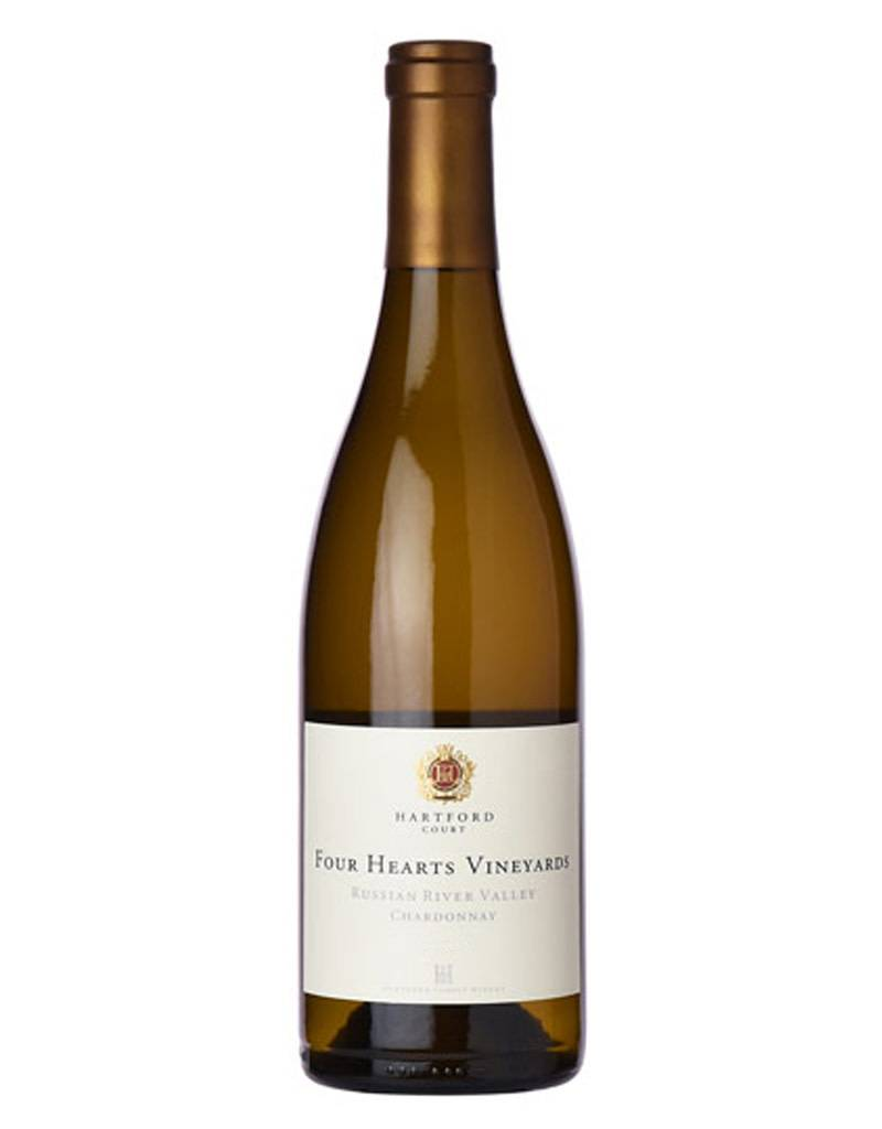 Hartford Family Vineyard Hartford Court 2015 Four Hearts Chardonnay