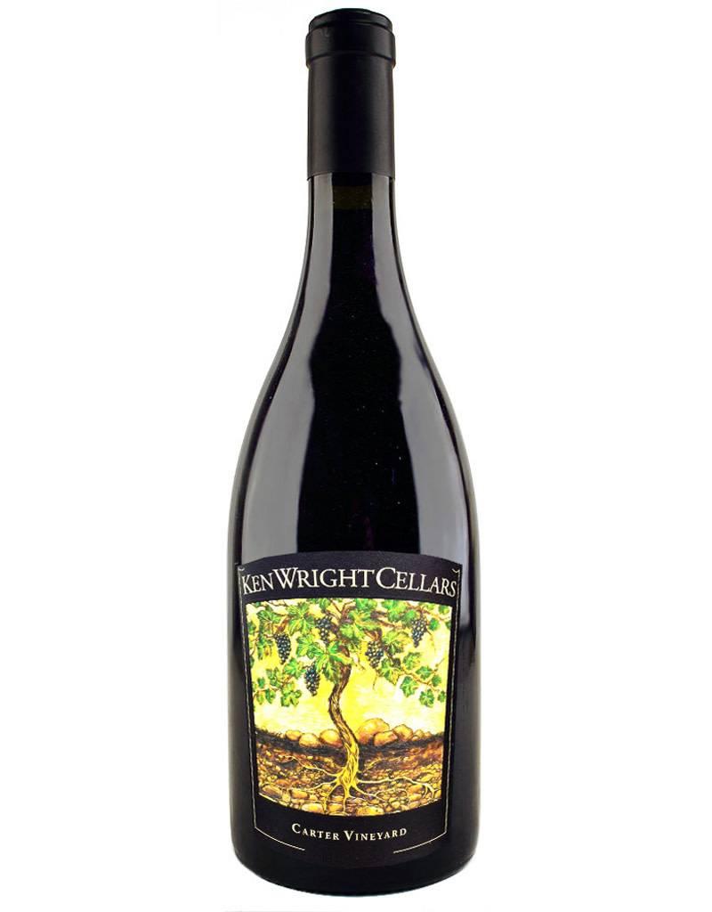 Ken Wright Cellars Ken Wright Cellars 2018 'Carter Vineyard' Pinot Noir, Eola-Amity, WIllamette, Oregon