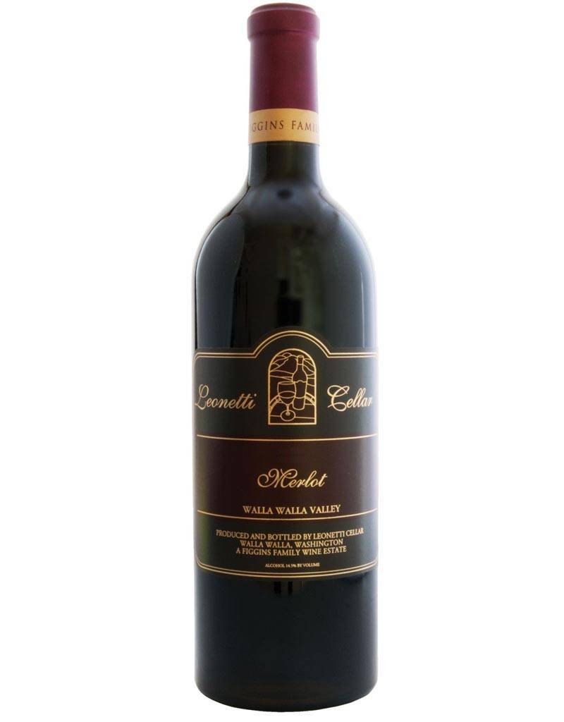 Leonetti Cellar Leonetti Cellar 2018 Merlot, Walla Walla Valley, Washington