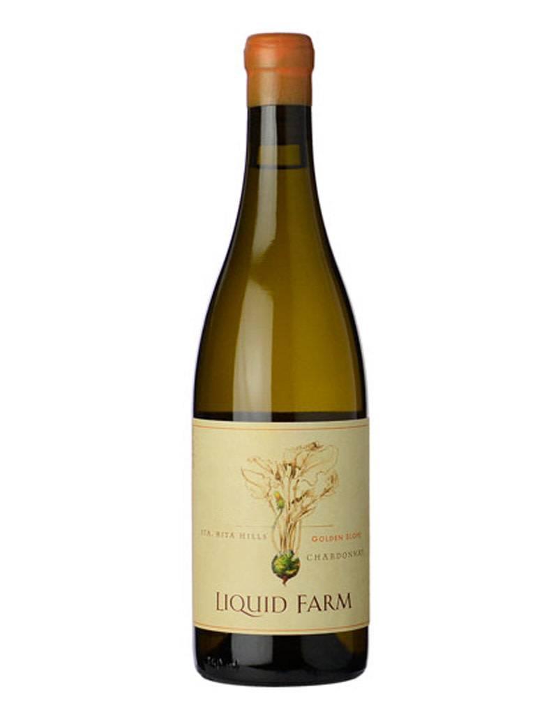 Liquid Farm 2015 Golden Slope Chardonnay, Santa Rita Hills, California