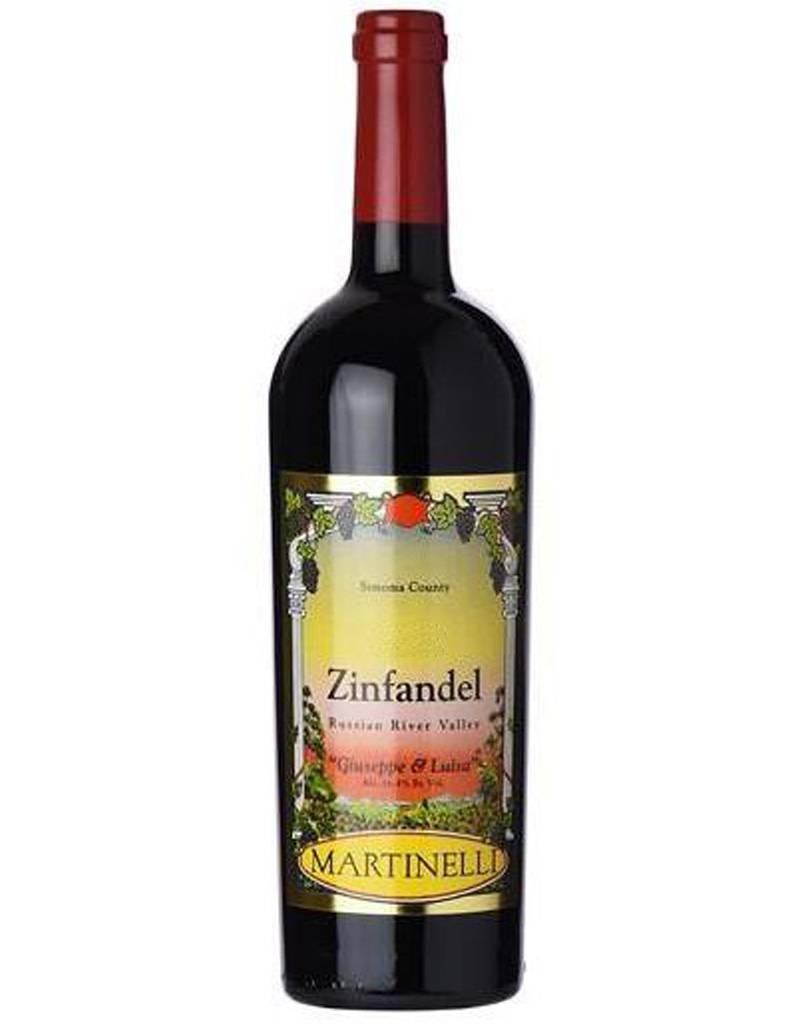Martinelli Winery, Inc. Martinelli 2013 Zinfandel 'Guiseppe & Luisa' 1.5L