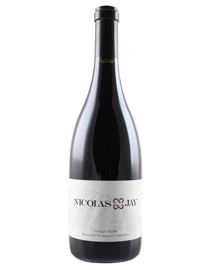 Domaine Nicolas-Jay 2017 Pinot Noir, Willamette Valley, Dundee, Oregon