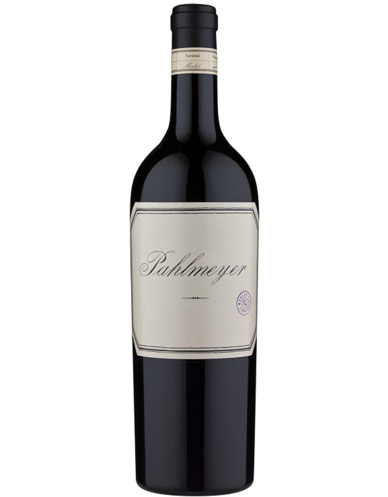 Pahlmeyer Winery Pahlmeyer 2015 Merlot, Napa Valley, California