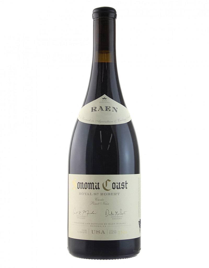 RAEN 2016 Royal St. Robert Cuvée Pinot Noir, Sonoma Coast