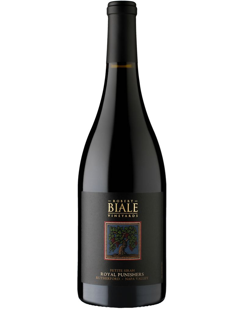 Robert Biale Vineyards 2015 'Royal Punishers' Petite Sirah