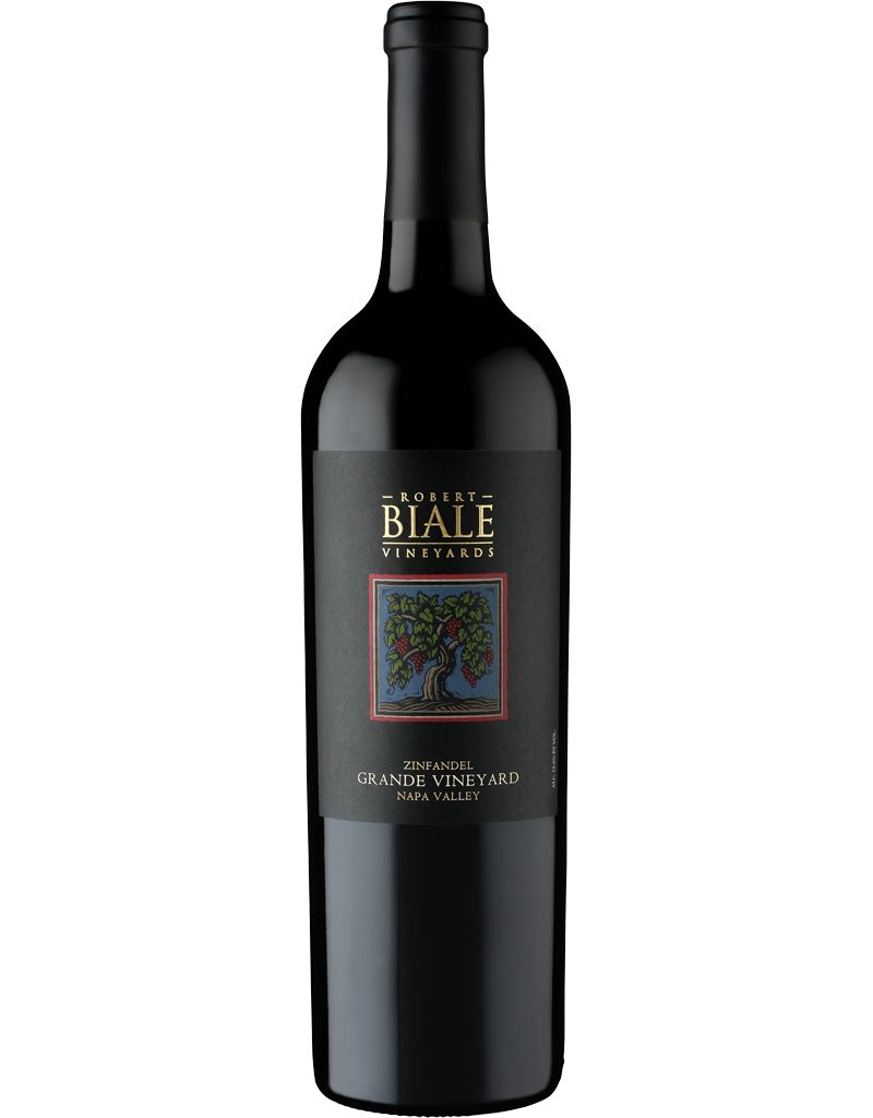 Robert Biale Vineyards Robert Biale Vineyards 2012 Grande Vineyard Zinfandel