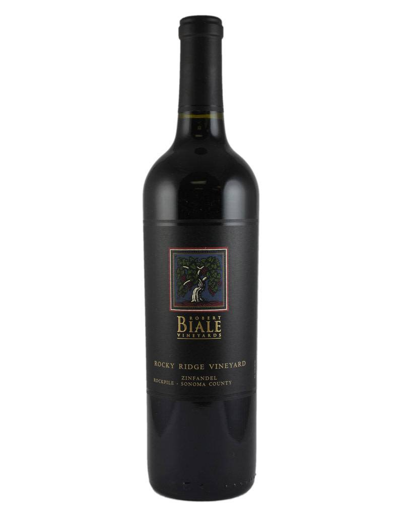 Robert Biale Vineyards Robert Biale Vineyards 2012 Rocky Ridge Rockpile Vineyard Zinfandel, CA