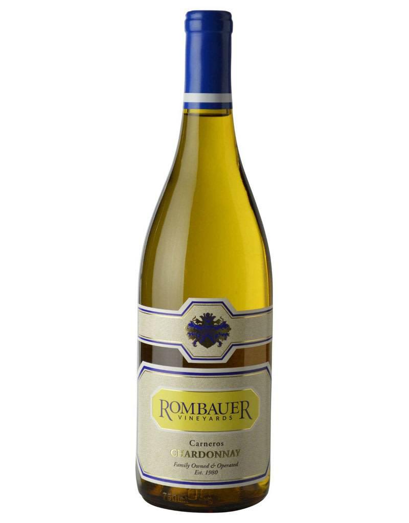 Rombauer Vineyards Rombauer Vineyards 2017 Chardonnay, Carneros, Napa Valley