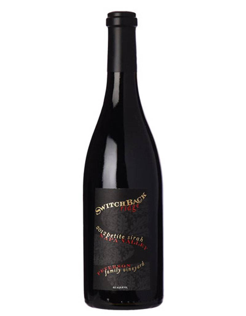 Switchback Ridge 2012 Petite Sirah, Napa Valley